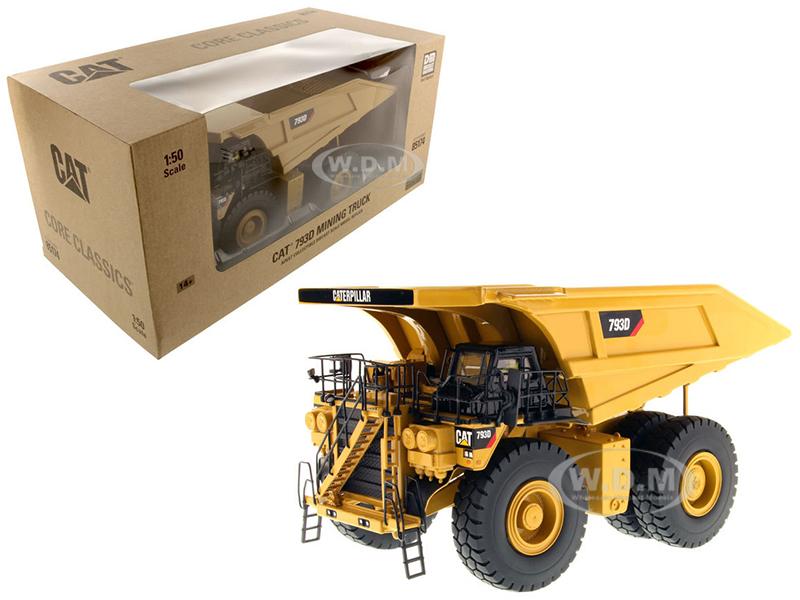 CAT Caterpillar 793D Mining Truck with Operator