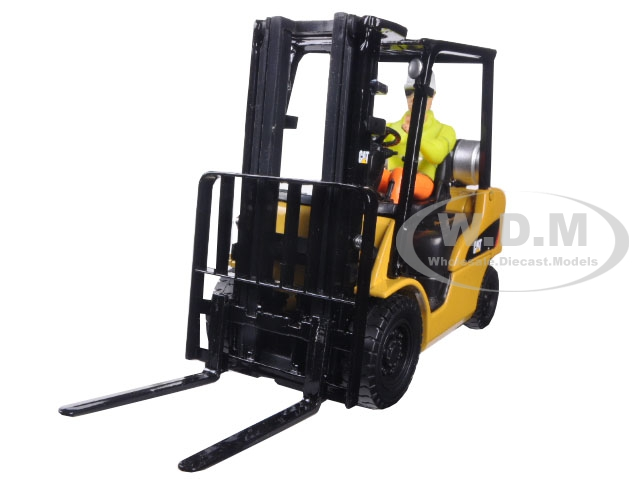 CAT Caterpillar P5000 Lift Truck with Operator