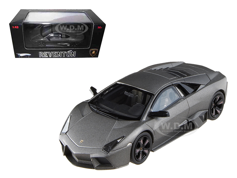 Lamborghini_Reventon_Flat_Black_Elite_Limited_Edition_143_Diecast_Model_Car_by_Hotwheels
