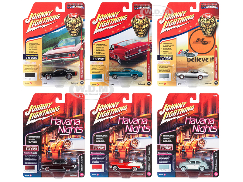 Muscle_Cars_USA_2018_Release_2_Set_A_of_6_164_Diecast_Model_Cars_by_Johnny_Lightning