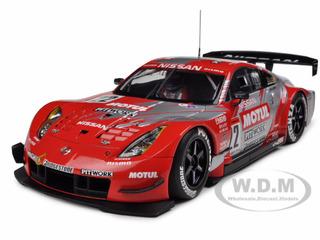 Motul Pitwork Nissan Z 2004 JGTC Team