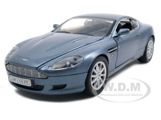 2004 Aston Martin DB9 1/24 Diecast Model Car by Motormax