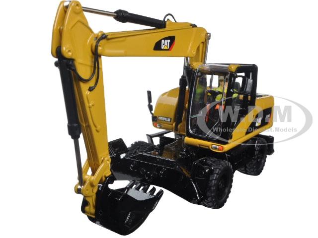 CAT Caterpillar M316D Wheel Excavator with Operator