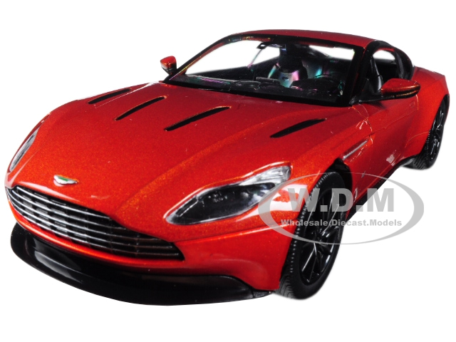 Aston_Martin_DB11_Copper_Orange_124_Diecast_Model_Car_by_Motormax