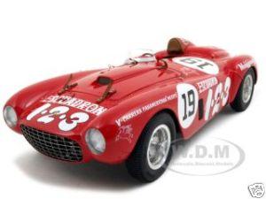Ferrari 375 Plus V #19 Carrera Panamericana Winner 1:18 Diecast Car Model By Bbr