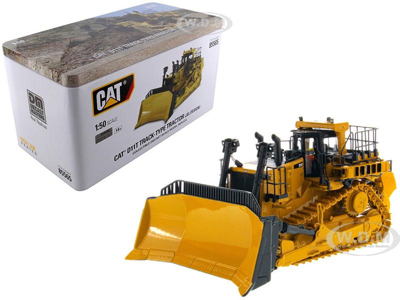 Cat Caterpillar D11T Track Type Tractor Dozer