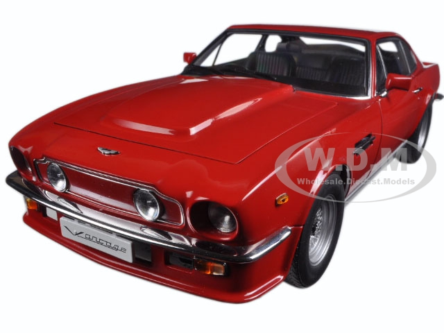 1985 Aston Martin V8 Vantage Suffolk Red