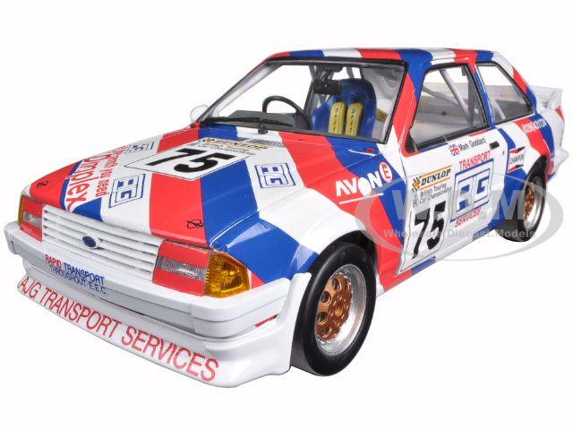 1988 Ford Escort MkIII RS1600i 75 Mark