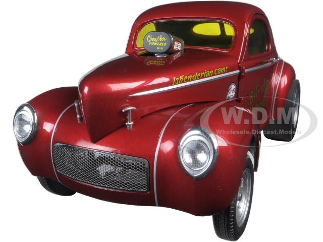 1941 Big John Mazmanian Gasser Limited Edition