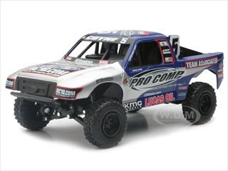 Ford Pro Comp Travis Coyne Off Road Race Truck 1/24 Diecast Model by New Ray