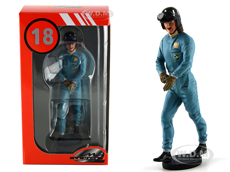 19641965_Graham_Hill_Walking_with_Helmet_and_Gloves_On_Figurine_for_118_Diecast_Model_Cars_by_Lemans_Miniatures