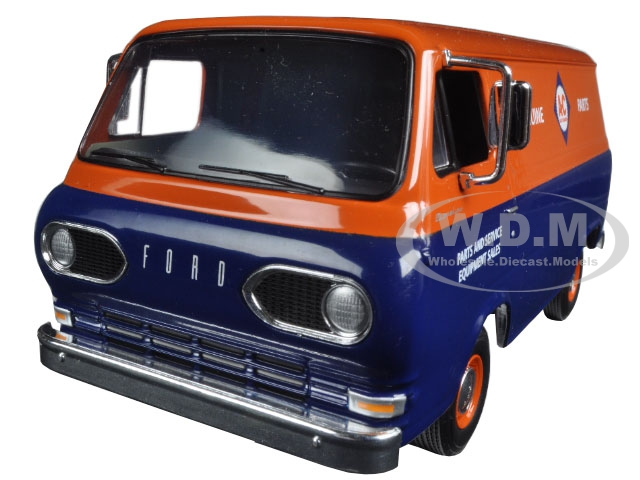 1963 1960s Ford Allis-Chalmers Van with Boxes