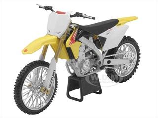2011 Suzuki RM-Z450 Dirt Bike 1/12 Motorcycle by New Ray NR57383