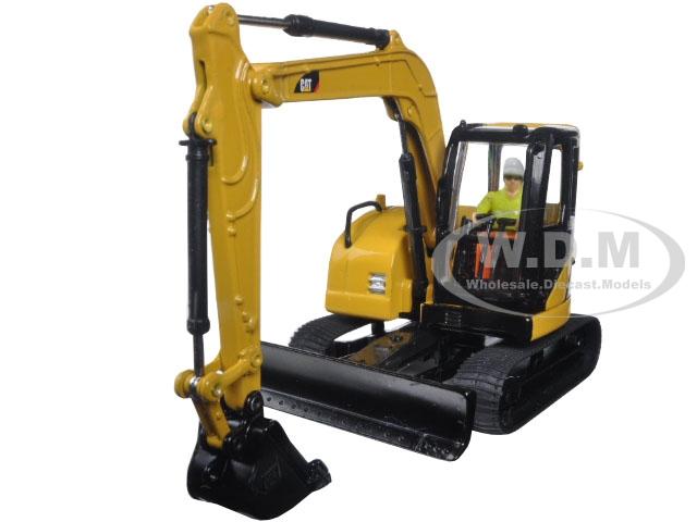 CAT Caterpillar 308C CR Excavator with Operator