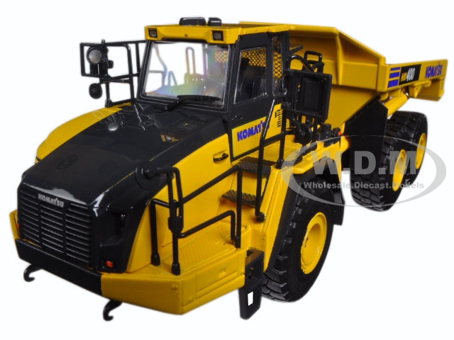 Komatsu HM400-5 Articulated Dump Truck 1/50 Diecast Model by First Gear