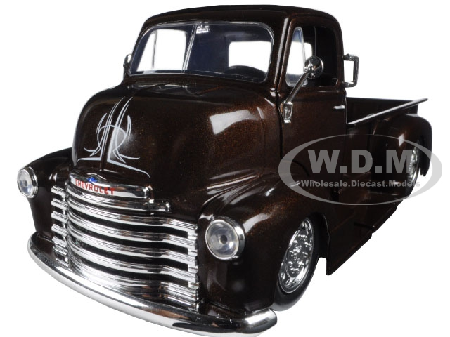 1952 Chevrolet COE Pickup Truck Brown