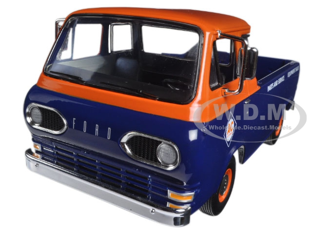 1960s Ford Econoline Pickup with Boxes Allis-Chalmers