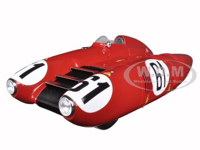 Nardi Bisiluro Damolnar #61 Le Mans 1955 Mario Damonte/ Roger Crovetto 1/18 Model Car By Bizarre