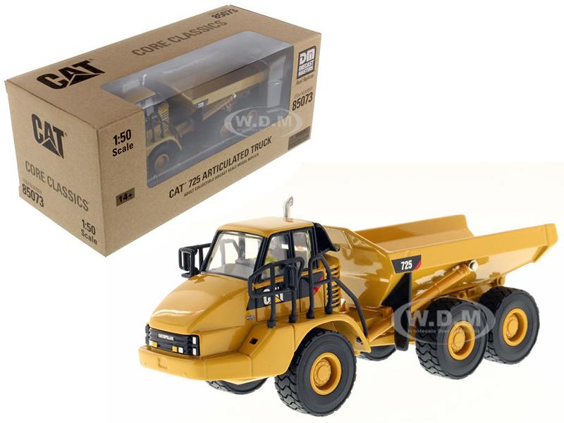 CAT Caterpillar 725 Articulated Truck with Operator