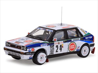 Image yoxgkytpicdokb 42413 Vitesse Toys/Games Orders Lancia Delta Integrale #24 P.Roux/P.Corthay 1990 Rally Monte Carlo 1/43 Diecast Model Car by Vitesse Misc.