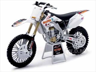2008 Honda CRF450R Moto XXX Hooters Dirt Bike Motorcycle 1/12 by New Ray NR43227