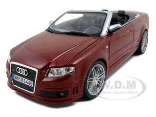 Maisto Diecast Audi RS4 Audi Models
