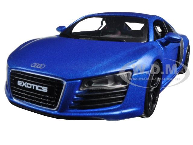Maisto Diecast Audi R8 Audi Models