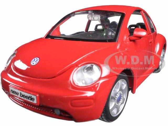Maisto Diecast Volkswagen New Volkswagen Models
