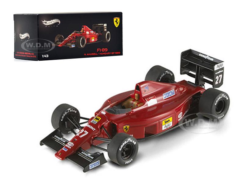 ferrari-f1-89-27-nigel-mansell-hungary-gp-1989-elite-edition-143-diecast-model-car-by-hotwheels
