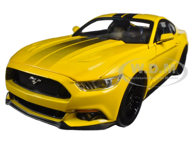 2016-ford-mustang-gt-50-yellow-limited-edition-to-1002pcs-118-diecast-model-car-by-autoworld