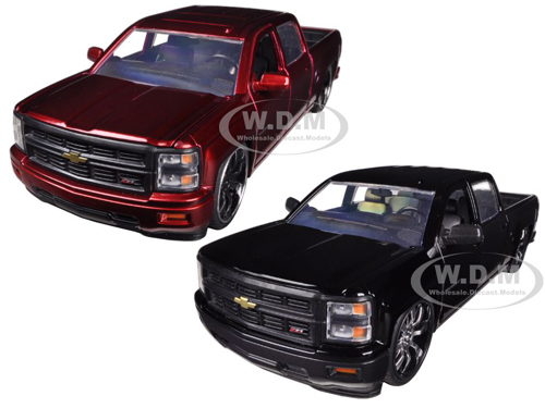 Jada Diecast 2014 Chevrolet Chevrolet Models
