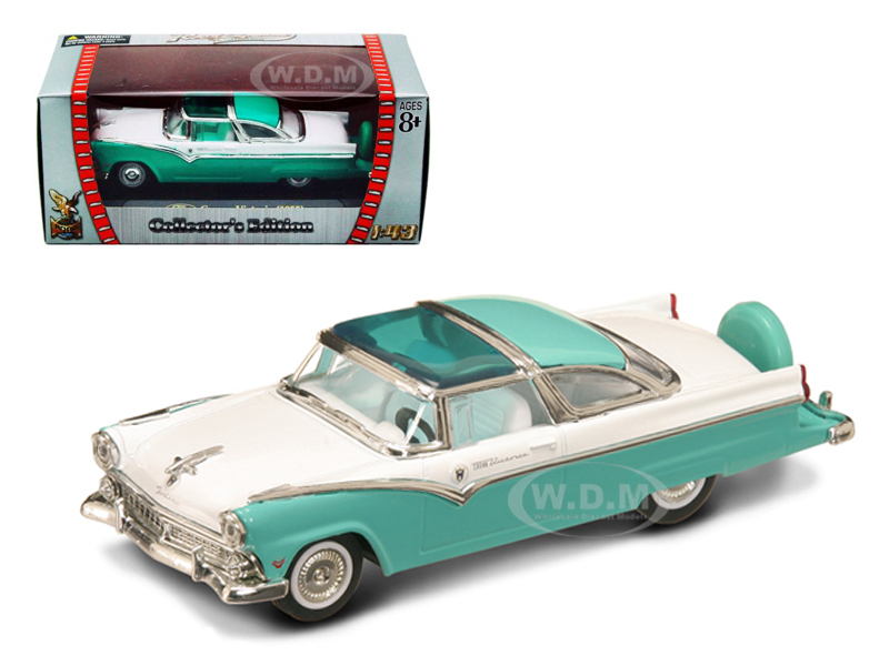 Road Signature Diecast 1955 Ford Ford Models