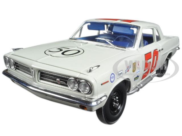 1963 Pontiac Tempest 1963 Daytona Challenge Cup Champion