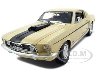 Maisto Diecast 1968 Ford Ford Models