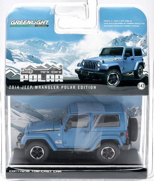 Greenlight Diecast 2014 Jeep Jeep Models