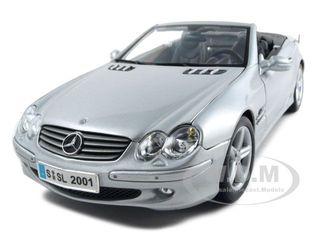 Maisto Diecast Mercedes SL Mercedes Models