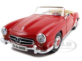 Diecast 1955 Mercedes