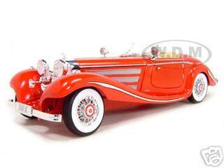 Maisto Diecast 1936 Mercedes Mercedes Models