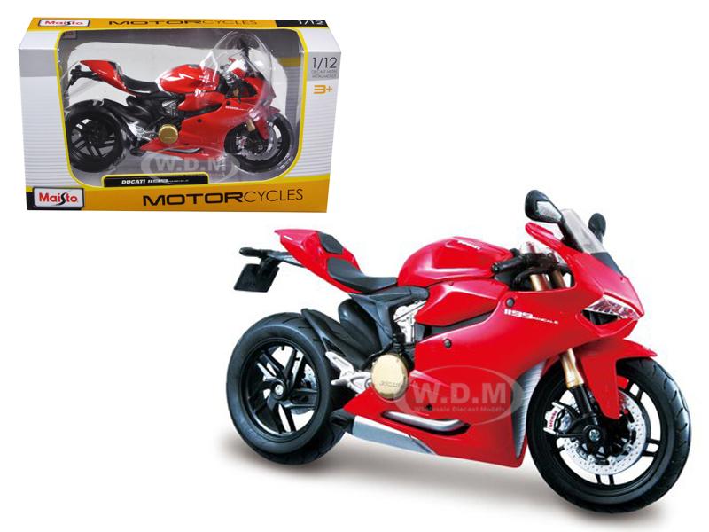 Maisto Diecast Ducati 1199 Ducati Motorcycles