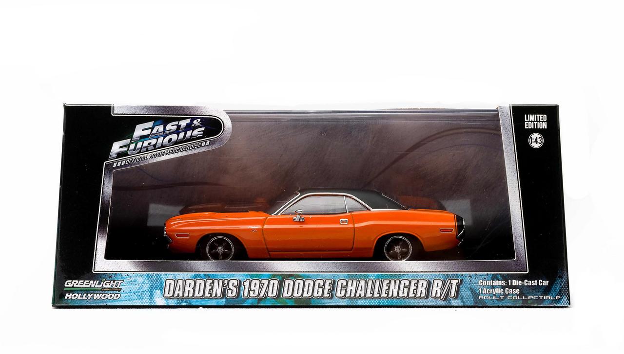 Greenlight Diecast Dardens 1970 Dodge Models