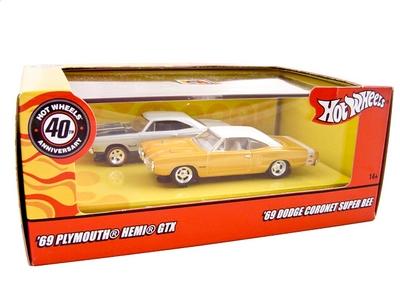 Hotwheels Diecast 1969 Dodge Dodge Models