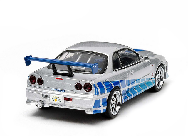 Greenlight Diecast 1999 Nissan Nissan Models
