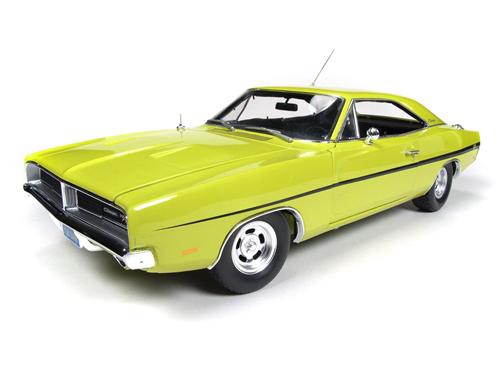 Autoworld Diecast 1969 Dodge Dodge Models