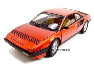 Ferrari Mondial 8 60 Anniversary Edition Elite 1/18 Diecast Model Car by Hotwheels