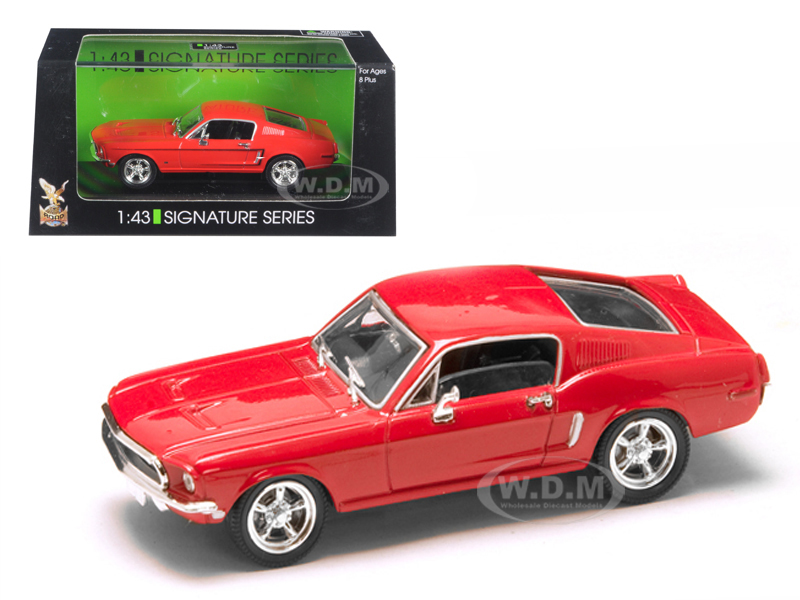 Road Signature Diecast 1968 Ford Ford Models