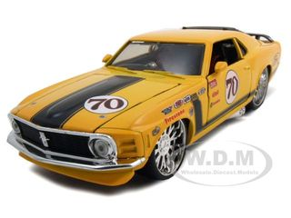 Maisto Diecast 1970 Ford Ford Models